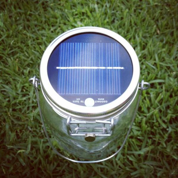Consol Solar Jars Consol1
